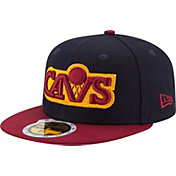 New Era Men's Cleveland Cavaliers 59Fifty Fitted Hat