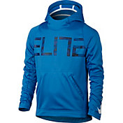 Nike Boys' Elite Basketball Hoodie