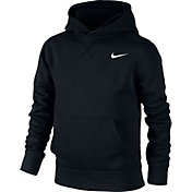 Nike Boys' YA76 Club Cotton Hoodie