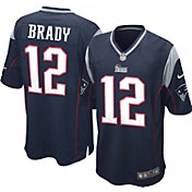 Nike Boys' Home Game Jersey New England Patriots Tom Brady #12