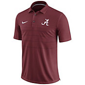 Nike Men's Alabama Crimson Tide Crimson Early Season Football Polo