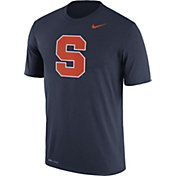 Nike Men's Syracuse Orange Blue Logo Dry Legend T-Shirt
