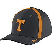 Nike Men's Tennessee Volunteers Anthracite Aerobill Swoosh Flex Classic99 Football Sideline Hat