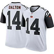 Nike Men's Color Rush Cincinnati Bengals Andy Dalton #14 Legend Jersey