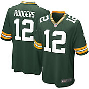 Nike Men's Home Game Jersey Green Bay Packers Aaron Rodgers #12