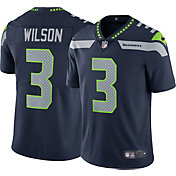 Nike Men's Home Limited Jersey Seattle Seahawks Russell Wilson #3