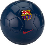 Nike Barcelona Supporters Soccer Ball