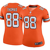 Nike Women's Color Rush Legend Jersey Denver Broncos Demaryius Thomas #88