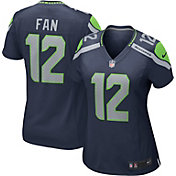 Nike Women's Home Game Jersey Seattle Seahawks Fan #12