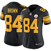Nike Women's Color Rush 2016 Limited Jersey Pittsburgh Steelers Antonio Brown #84