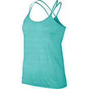 Nike Women's Dri-FIT Cool Strappy Running Tank Top