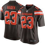 Nike Youth Home Game Jersey Cleveland Browns Joe Haden #23