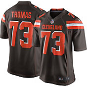 Nike Youth Home Game Jersey Cleveland Browns Joe Thomas #73