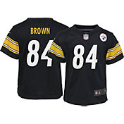 Nike Toddler Home Game Jersey Pittsburgh Steelers Antonio Brown #84