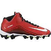 Nike Kids' Alpha Shark 2 Mid Football Cleats
