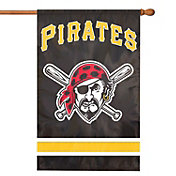 Pittsburgh Pirates Applique Banner Flag