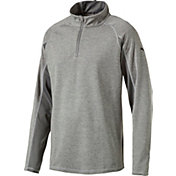 PUMA Men's Core Quarter-Zip Golf Pullover