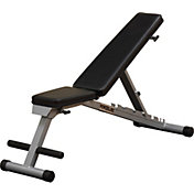 Powerline PFID125X Flat Incline Decline Folding Weight Bench