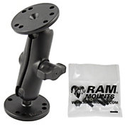 RAM Mounts Flat Surface Light Use Mount for Garmin echo and Striker 4 Series Fish Finders