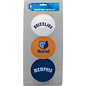Rawlings Memphis Grizzlies Softee Basketball Three-Ball Set