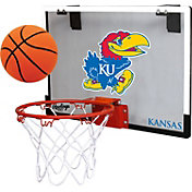 Rawlings Kansas Jayhawks Game On Backboard Hoop Set