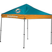 Rawlings Miami Dolphins 9'x9' Canopy Tent
