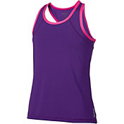 Reebok Girls' Solid Tank Top
