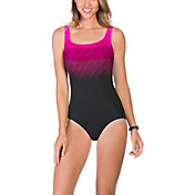 Reebok Women's Wind Blown Swimsuit