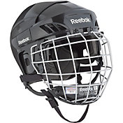 Reebok Youth 3K Ice Hockey Helmet Combo