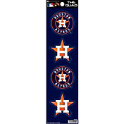 Rico Houston Astros The Quad Decal Pack