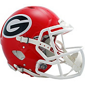 Riddell Georgia Bulldogs Speed Revolution Authentic Full-Size Football Helmet