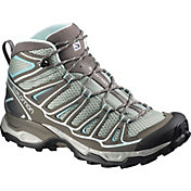 Salomon Women's X Ultra Mid Aero Hiking Boots