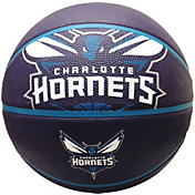 Spalding Charlotte Hornets Full-Sized Court Side Team Basketball