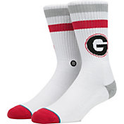 Stance Georgia Bulldogs Striped Socks