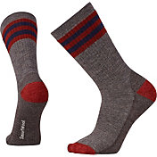 SmartWool Striped Hike Medium Crew Socks
