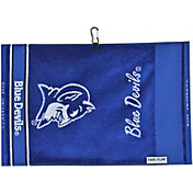 Team Effort Duke Blue Devils Jacquard Golf Towel
