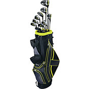 Top Flite 2017 XL 13-Piece Complete Set – (Graphite/Steel) – Black/Yellow