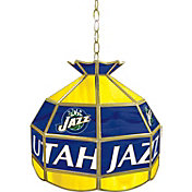 Trademark Games Utah Jazz 16'' Tiffany Lamp