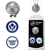 Team Golf Toronto Maple Leafs Cap Clip And Marker Set