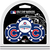 Team Golf 2016 World Series Champions Chicago Cubs Poker Chips Ball Markers – 3-Pack