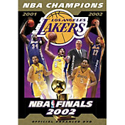 NBA Champions 2002: Los Angeles Lakers DVD
