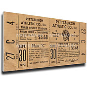 That's My Ticket Pittsburgh Pirates Roberto Clemente 3000 Hits Mega Ticket