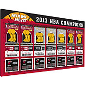 That's My Ticket Miami Heat 2013 NBA Finals Tickets Canvas Print