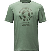 The North Face Men's Globe Tri-Blend T-Shirt - Past Season