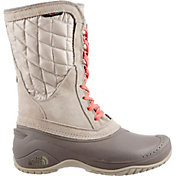 The North Face Women's Thermoball Utility Mid Insulated Waterproof Winter Boots