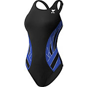 TYR Girls' Phoenix Maxfit Back Swimsuit