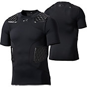 Under Armour Men's Gameday Armour D3O 4-Pad Football Shirt
