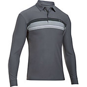 Under Armour Men's Long Sleeve Golf Polo