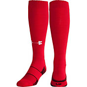 Under Armour Team Baseball OTC Socks 2 Pack