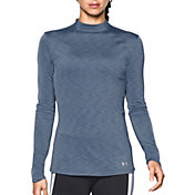 Under Armour Women's ColdGear Armour Mockneck Long Sleeve Shirt